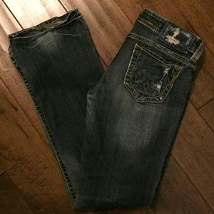 MEK Henderson Boot Cut Jeans